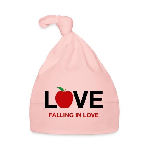 Falling in Love - Black - Baby Cap