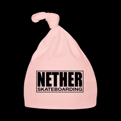 Nether Skateboarding T-shirt White - Cappellino neonato