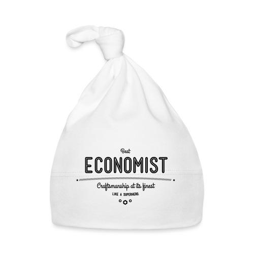 Bester Ökonom - wie ein Superheld - Baby Mütze