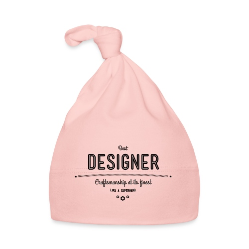 Bester Designer - Handwerkskunst vom Feinsten, wie - Baby Mütze