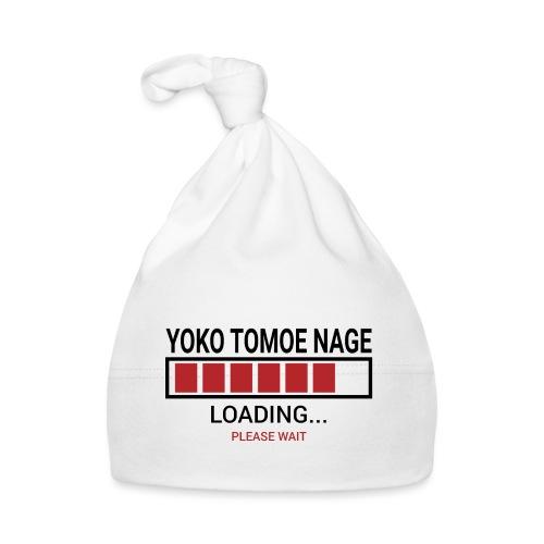 Yoko Tomoe Nage Loading... Pleas Wait - Czapeczka niemowlęca