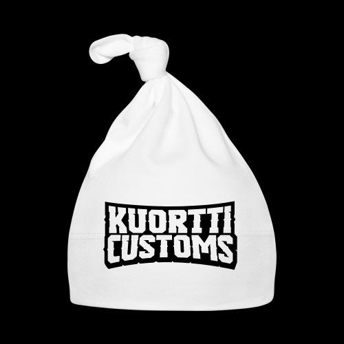 kuortti_customs_logo_main - Vauvan myssy