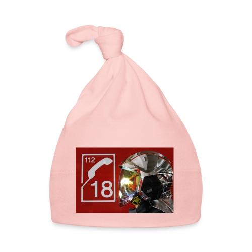 pompier 18 - Bonnet Bébé