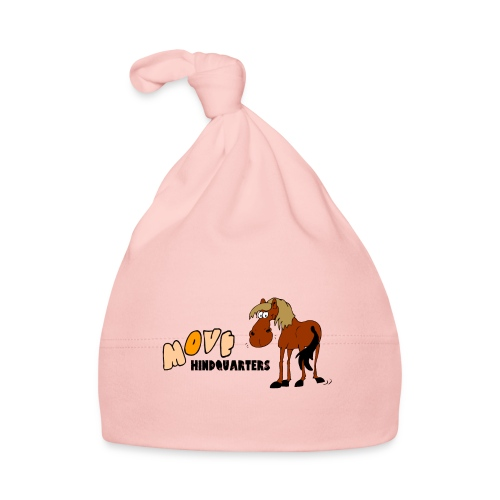 move hindquarters - Baby Mütze