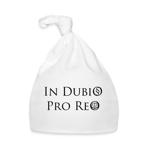 In Dubio pro Reo - Baby Mütze