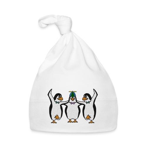Penguin Trio - Baby Cap