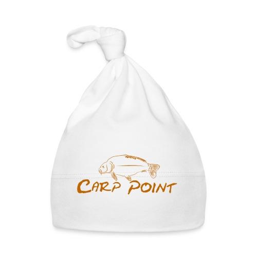 Carp-Point-orange-big - Baby Mütze