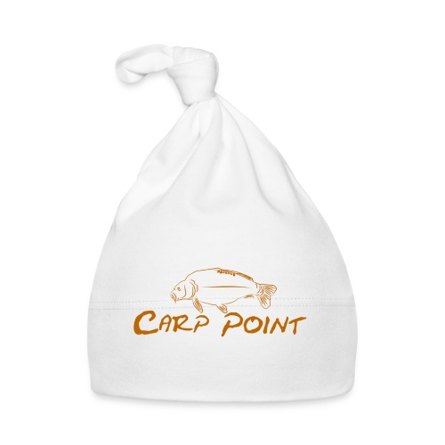 Carp Point orange mid - Baby Mütze