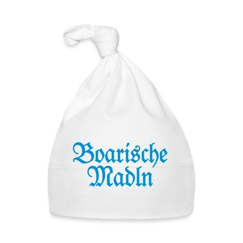 Boarische Madln (Blau) Bayern Mädels Frauen - Baby Mütze