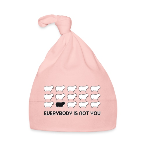 everybody is not you - Baby Cap