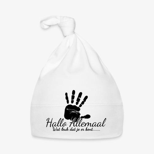 Hallo Allemaal - Muts voor baby's