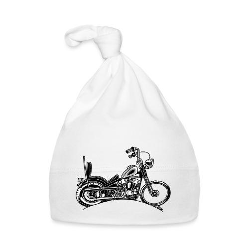 0906 chopper knucklehead - Muts voor baby's