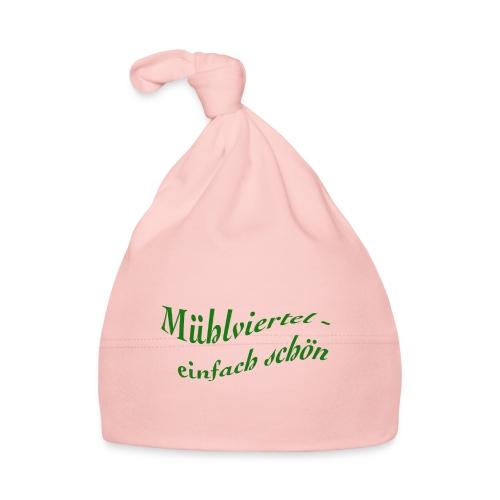 Mühlviertel einfach schön - Baby Mütze