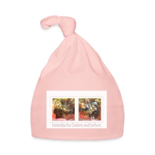 Design Himmlische Saiten aufziehen - Geige spielen - Baby Mütze