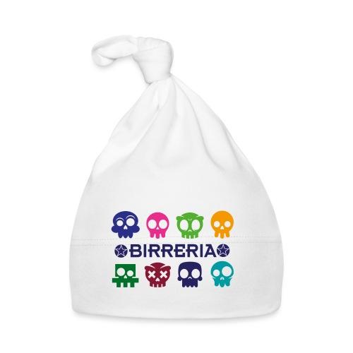Kids color Skulls - Baby Mütze
