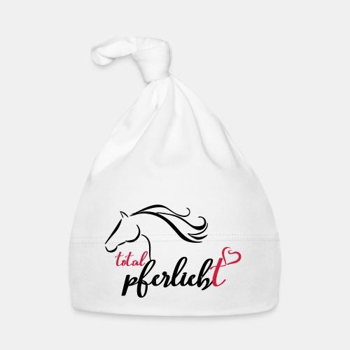 total pferliebt, Pferdeliebe - Baby Mütze