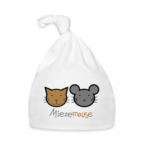 Miezemouse Logo - Baby Mütze