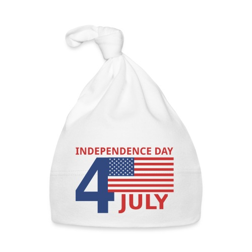 4 luglio giorno della indipendenza - Cappellino neonato