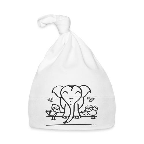78 elephant - Baby Mütze