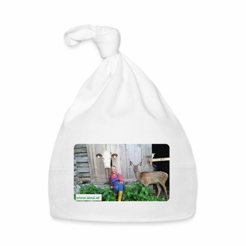 SenSi ♥ Hilfsprojekt für Kühe - Baby Mütze