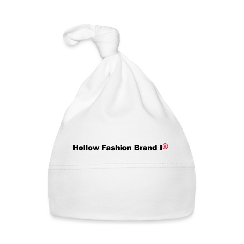 spreadshirt hollow fashion brand ir - Baby Cap