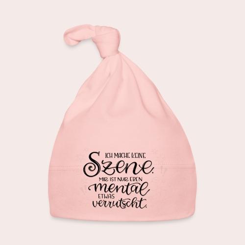 Keine Szene machen... - Baby Mütze
