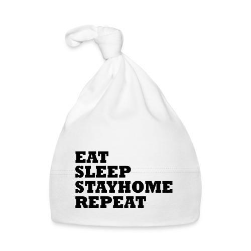 STAY HOME - Baby Mütze