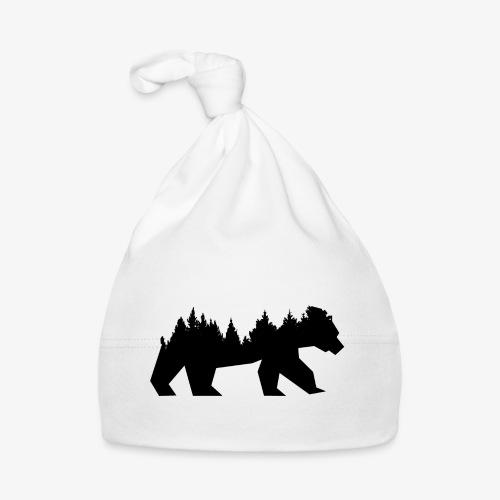Bear Wald - Baby Mütze