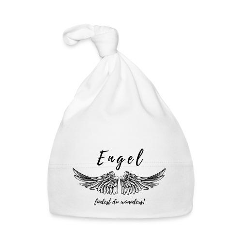 Engel findest du woanders - Baby Mütze