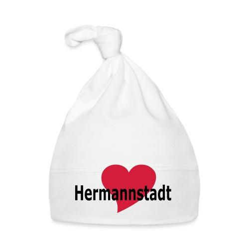 Herz Hermannstadt - Sibiu - Nagyszeben - - Baby Mütze