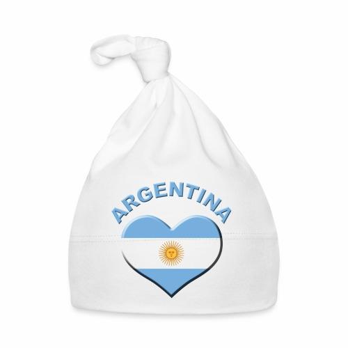 Heart for Argentina - Baby Mütze