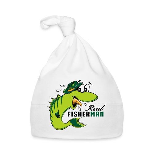 10-38 REAL FISHERMAN - TODELLINEN KALASTAJA - Vauvan myssy
