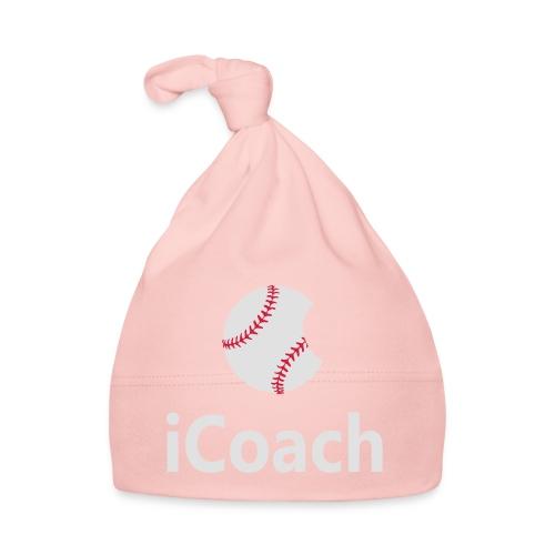 Baseball Logo iCoach - Baby Cap