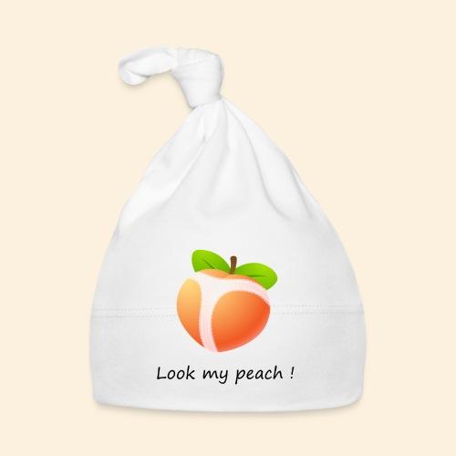 Look my peach - Bonnet Bébé