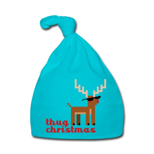 Rudolph the Red Nosed Reindeer Pixel - Baby Cap