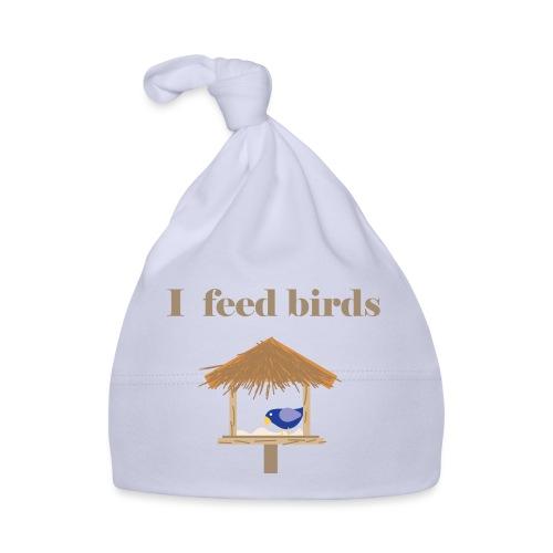 I feed birds - Vauvan myssy