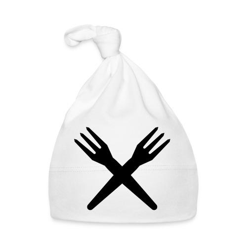 gekruiste frietvorken - trident - Bonnet Bébé