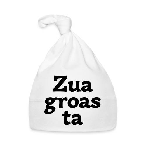 Zuagroasta - Baby Mütze