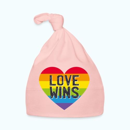 Love Wins - Baby Cap