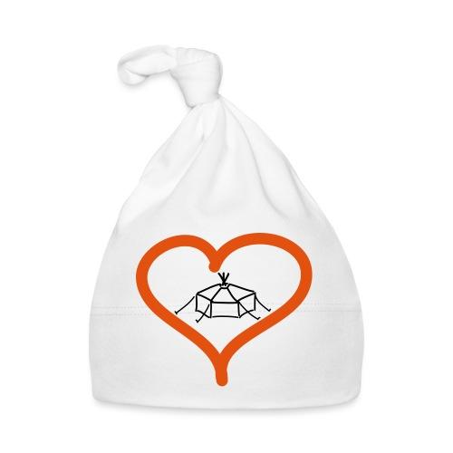 Herzjurte - Baby Mütze