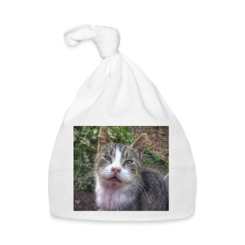 Katze Max - Baby Mütze