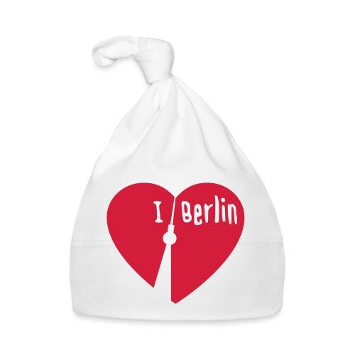 I love Berlin (1-farbig) - Baby Mütze