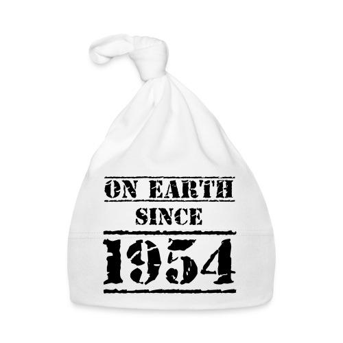 on Earth since 1954 65 Geburtstag Happy Birthday - Baby Cap