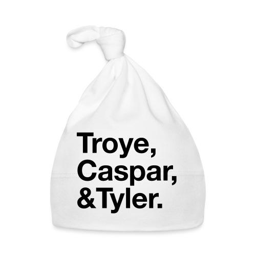 TROYE CASPAR AND TYLER - YOUTUBERS - Cappellino neonato