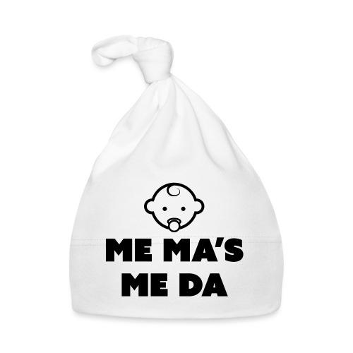 Me Ma's Me Da - Baby Cap