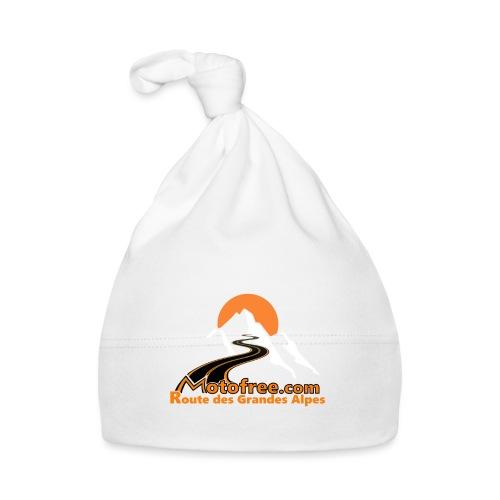 logo motofree orange - Bonnet Bébé