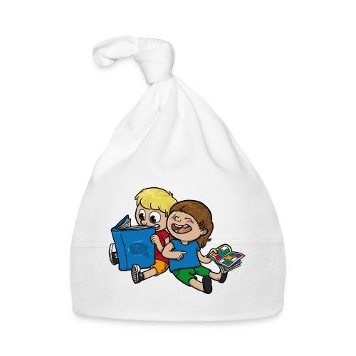Kinder, lest mehr Bücher und Comics! - Baby Mütze