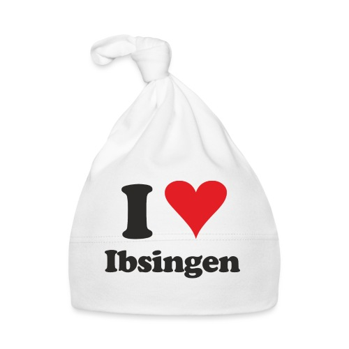 I Love Ibsingen - Baby Mütze