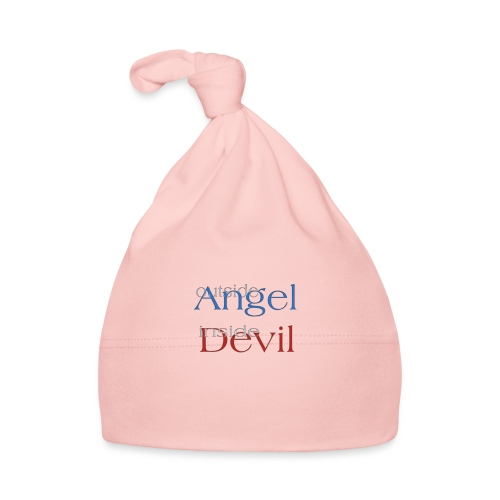 Angelo o Diavolo? - Cappellino neonato