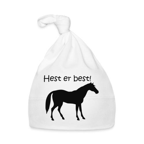 hest er best - Babys lue